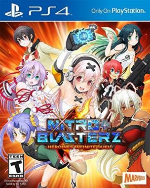 Nitro + Blasterz: Heroines Infinite Duel PS4