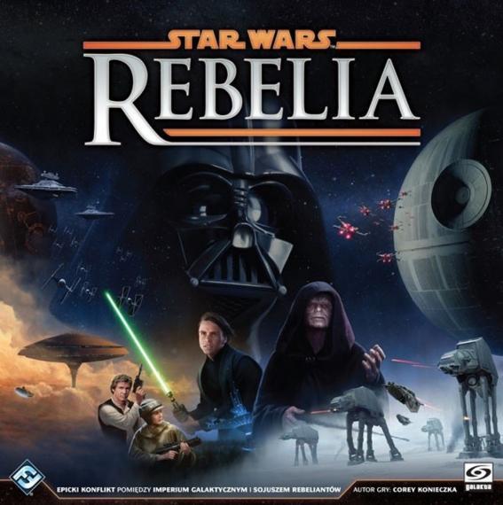 Star Wars: Rebelia Planszówka