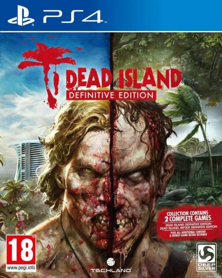 Dead Island: Definitive Edition PL PS4