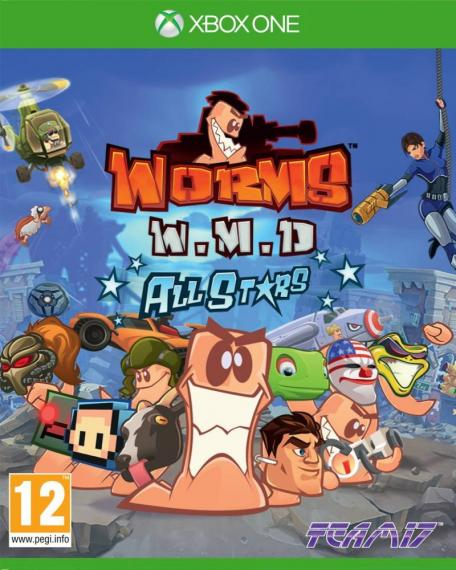 Worms W.M.D PL + DLC XBOX ONE