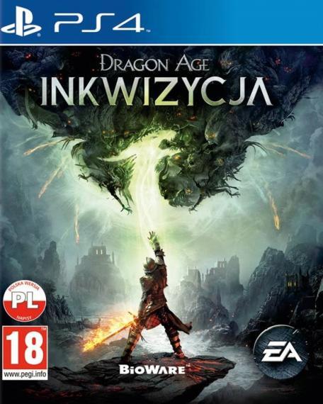 Dragon Age Inkwizycja PL PS4