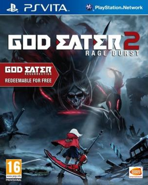 God Eater 2: Rage Burst PSV
