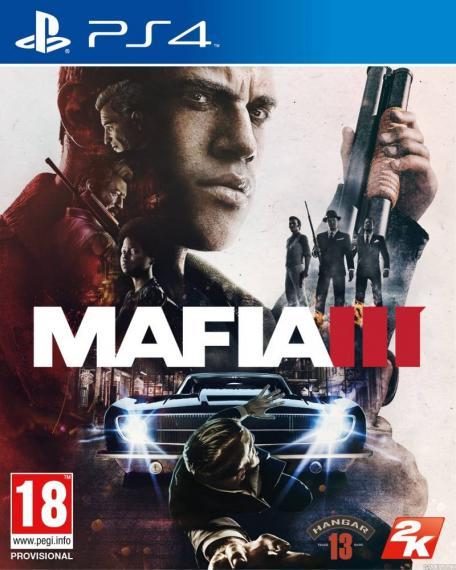 Mafia III 3 Pakiet Rodzinny + Dlc PS4