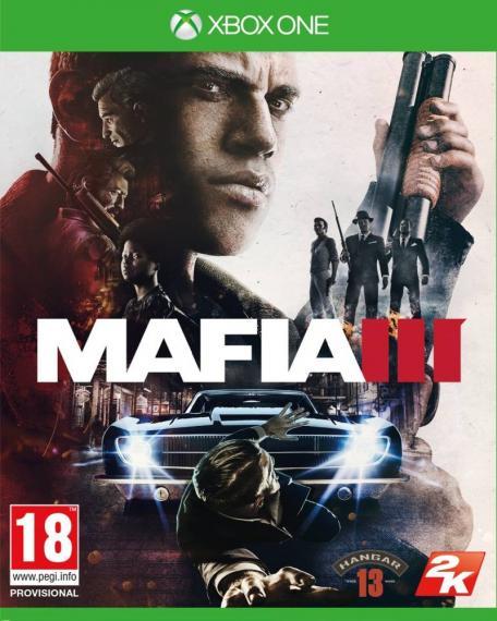 Mafia III 3 PL Pakiet Rodzinny + Dlc XBOX ONE