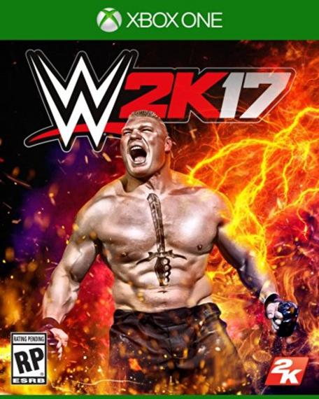 WWE 2K17 + Dlc XBOX ONE