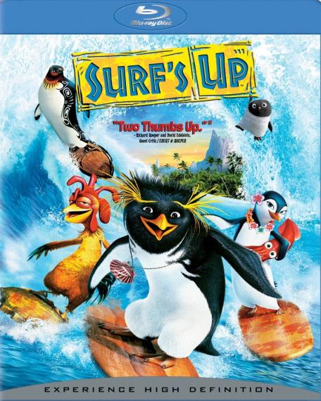 Surf's Up PL BLU-RAY