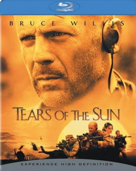 Tears Of The Sun: Łzy Słońca PL BLU-RAY