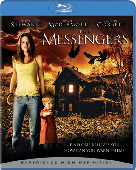 The Messengers Posłańcy PL BLU-RAY