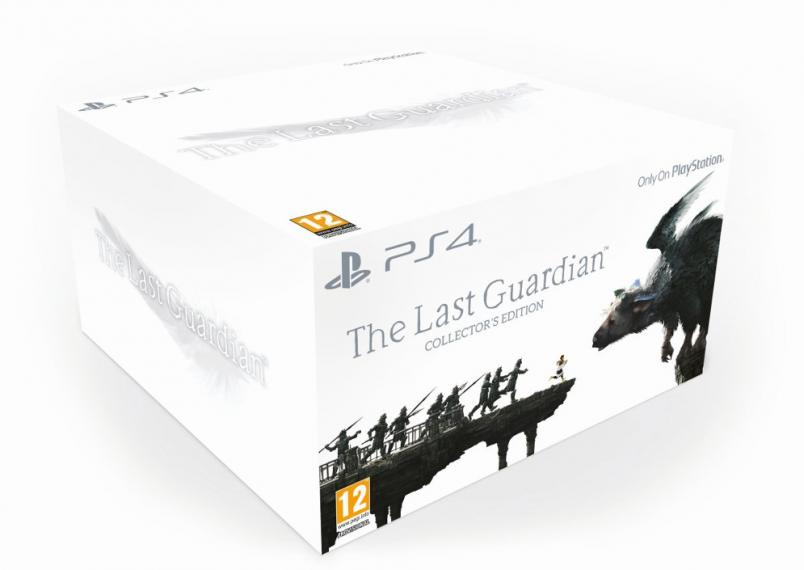 The Last Guardian Edycja Kolekcjonerska PS4