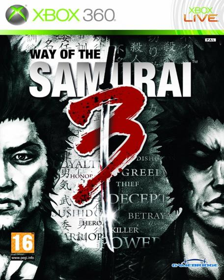 Way Of The Samurai 3 Limited Edition XBOX 360