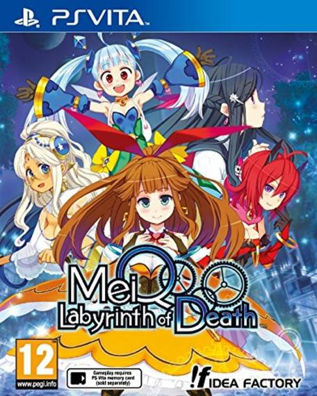 MeiQ: Labyrinth of Death PSV