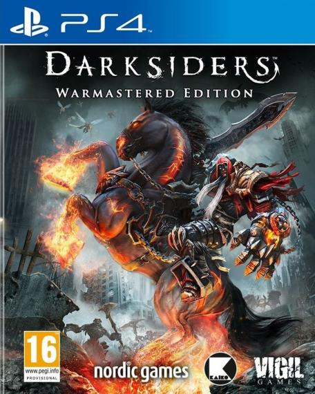 Darksiders Warmastered Edition PL PS4