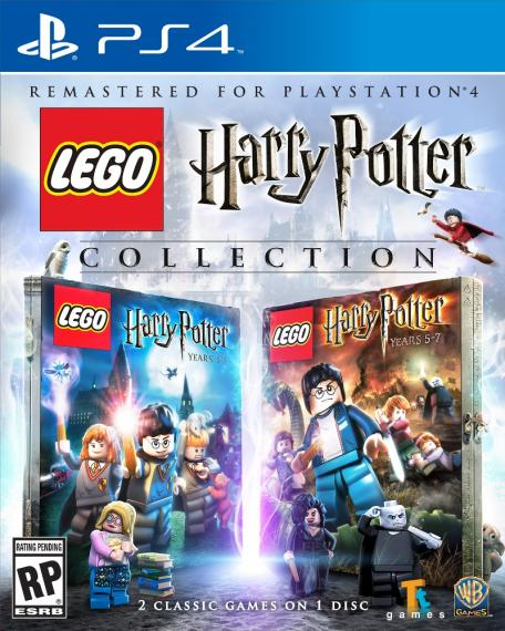 Lego Harry Potter Collection PL PS4