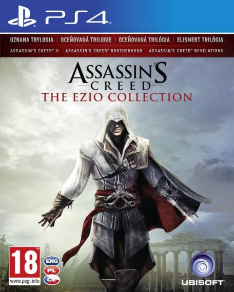 Assassin's Creed: The Ezio Collection PL PS4