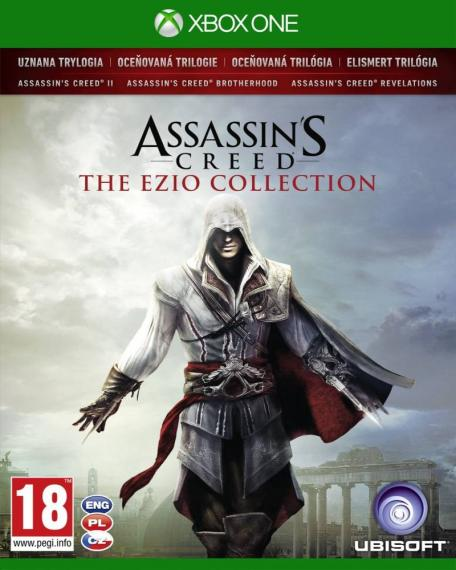 Assassin's Creed: The Ezio Collection PL XBOX ONE