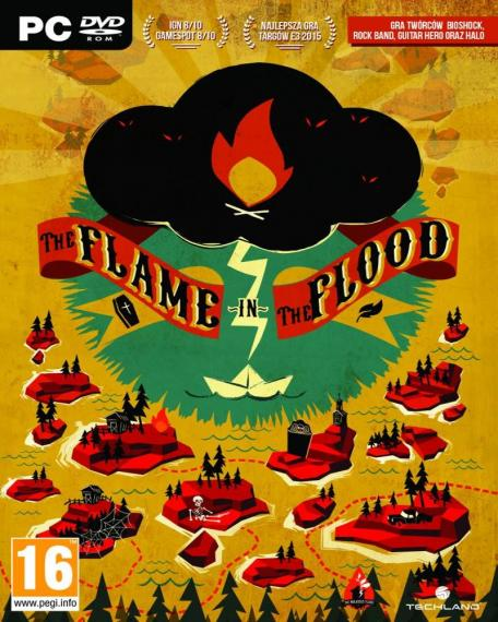 The Flame in the Flood Pc (Klucz Steam)