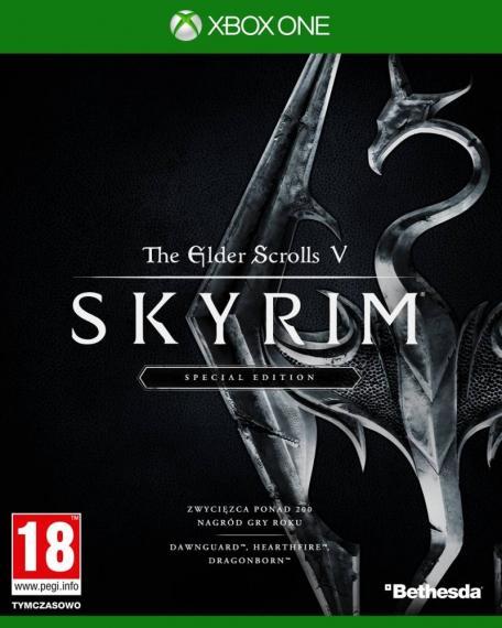 The Elder Scrolls V Skyrim Special Edition PL XBOX ONE