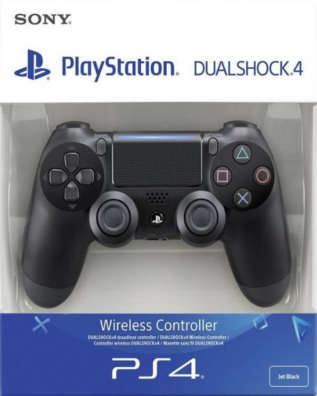 DualShock 4 Pad Czarny V2 PS4