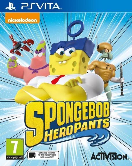 Spongebob Heropants PSV
