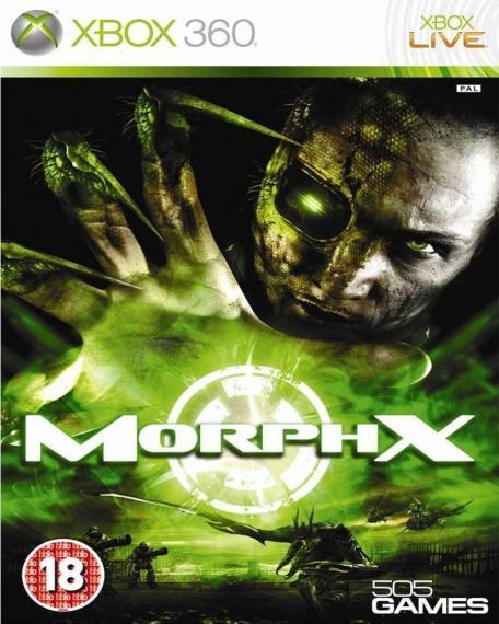 Morphx XBOX 360