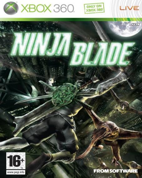 Ninja Blade PL XBOX 360