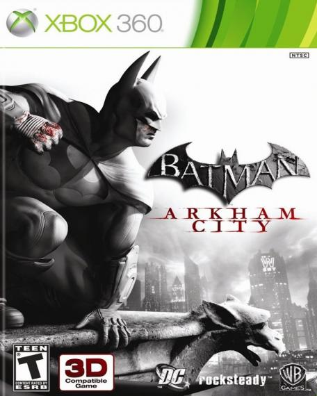 Batman: Arkham City PL XBOX 360
