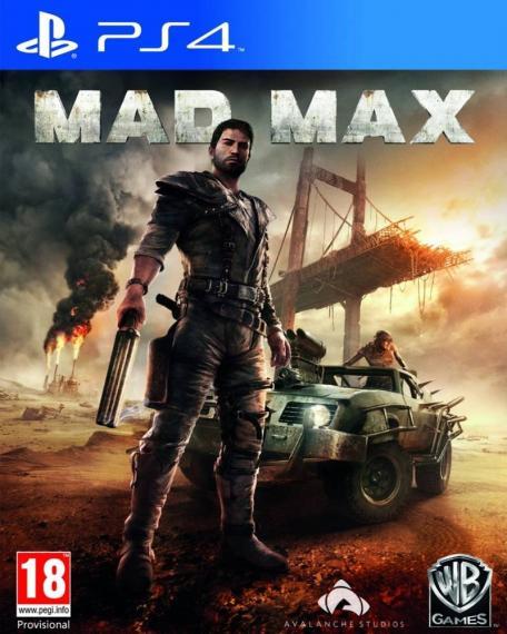 Mad Max PL PS4