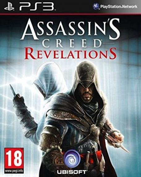 Assassin's Creed Revelations PL PS3