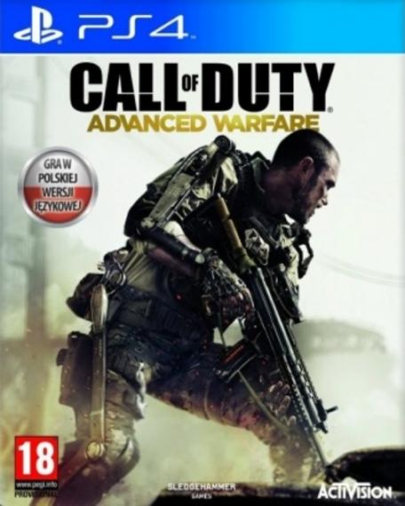 Call Of Duty Advanced Warfare PL PS4