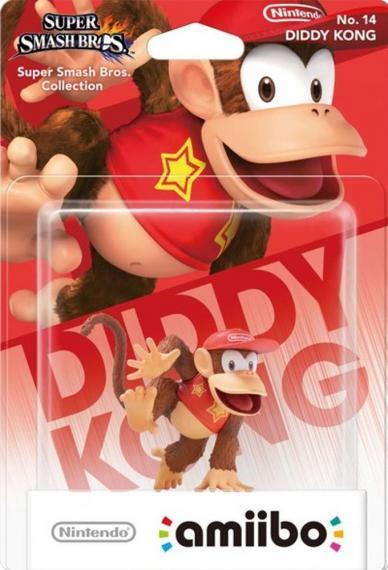 Nr.14 Figurka Amiibo Smash Diddy Kong