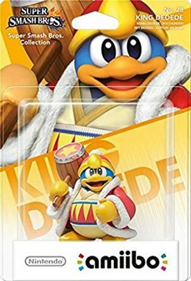 Nr.28 Figurka Amiibo Smash King DeDeDe
