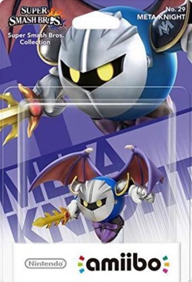 Nr.29 Figurka Amiibo Smash Meta Knight