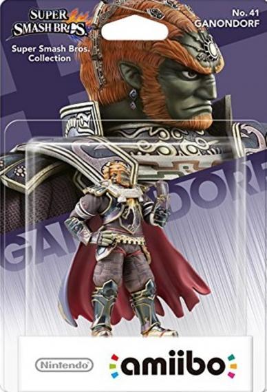 Nr.41 Figurka Amiibo Smash Ganondorf