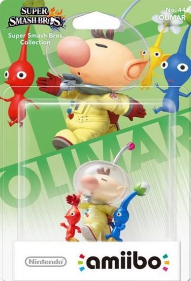 Nr.44 Figurka Amiibo Smash Olimar