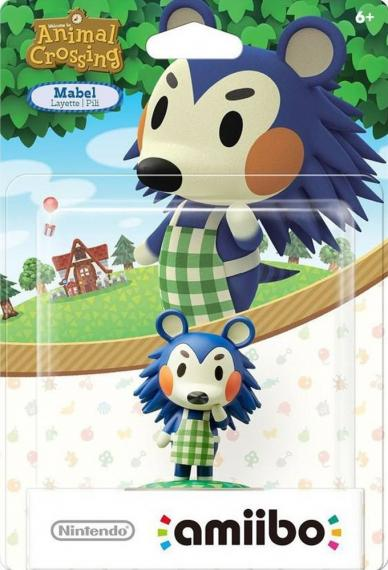 Figurka Amiibo Animal Crossing Mabel