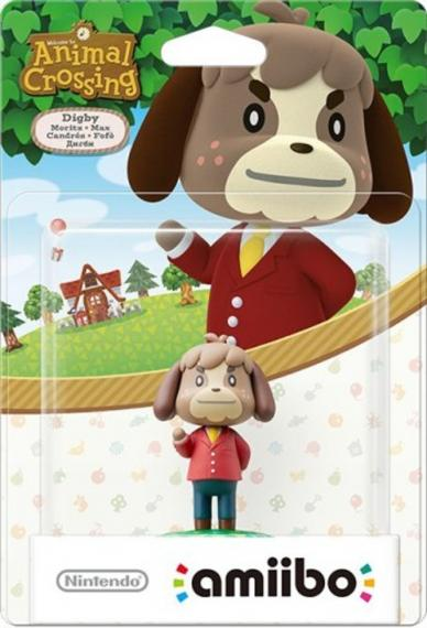 Figurka Amiibo Animal Crossing Digby