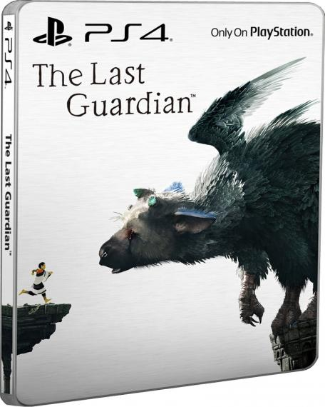 The Last Guardian PL Steelbook PS4