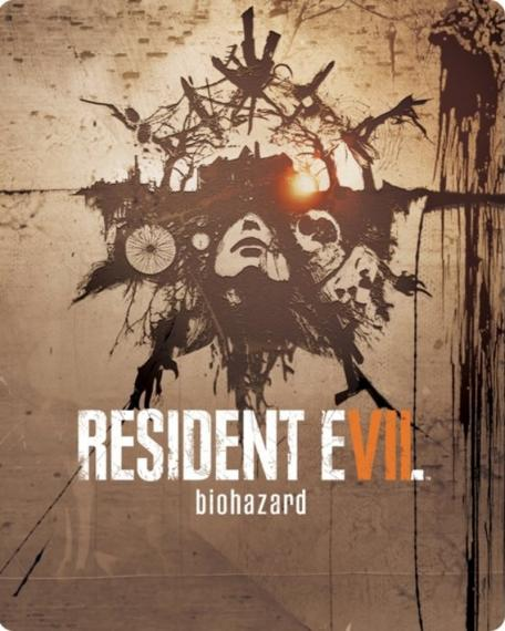 Resident Evil 7: Biohazard Steelbook Edition PS4