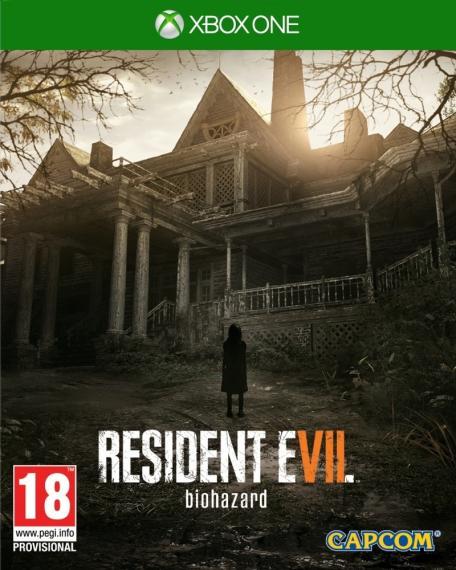 Resident Evil 7: Biohazard PL XBOX ONE