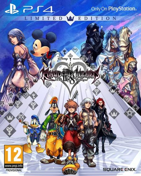 Kingdom Hearts HD 2.8: Final Chapter Prologue Limited Edition