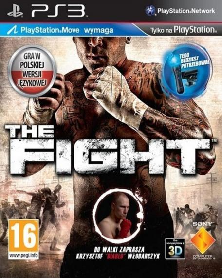 The Fight PL PS3
