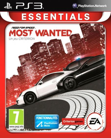 Need for Speed: Most Wanted PL PS3