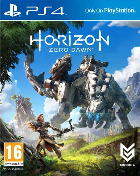 Horizon Zero Dawn PL PS4