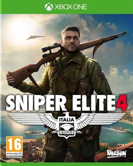 Sniper Elite 4 PL XBOX ONE
