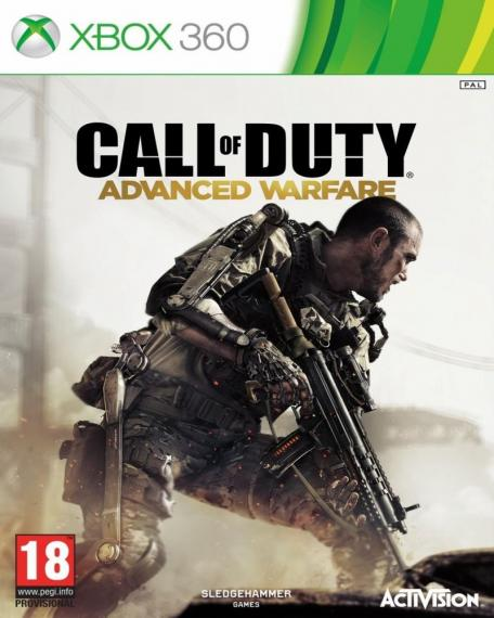 Call Of Duty Advanced Warfare PL XBOX 360