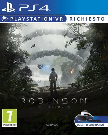 Robinson: The Journey PL PS4 VR