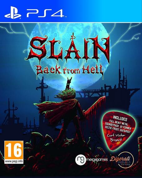 Slain: Back From Hell PS4