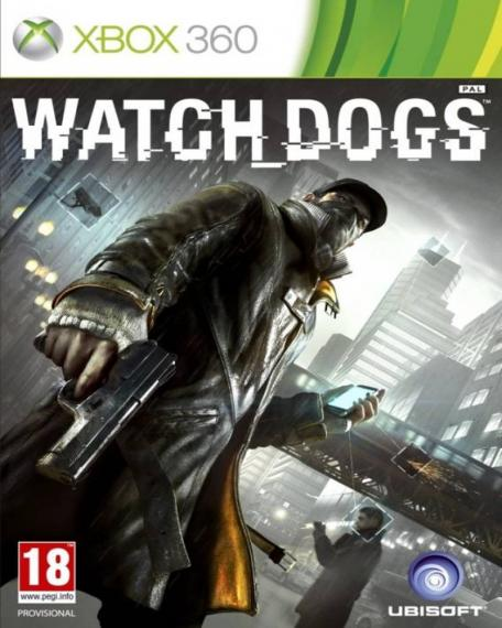 Watch Dogs PL XBOX 360