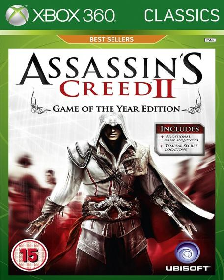 Assassin's Creed II Game Of The Year Edition PL XBOX 360