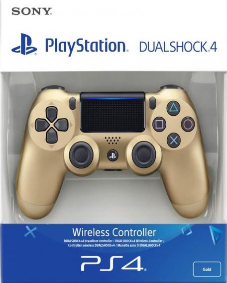 DualShock 4 Pad Gold V2 PS4